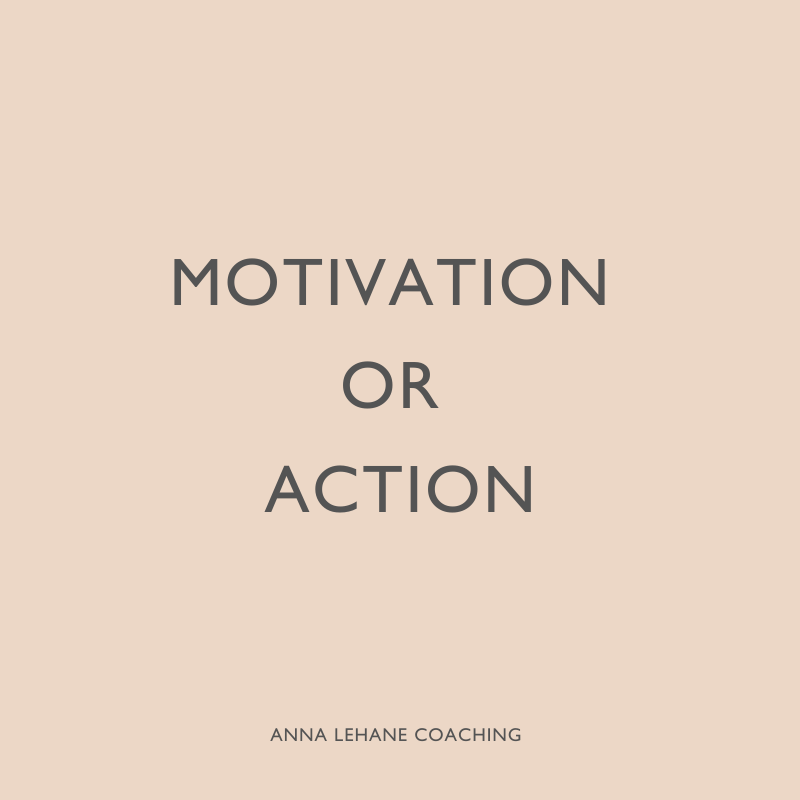 Motivation or Action